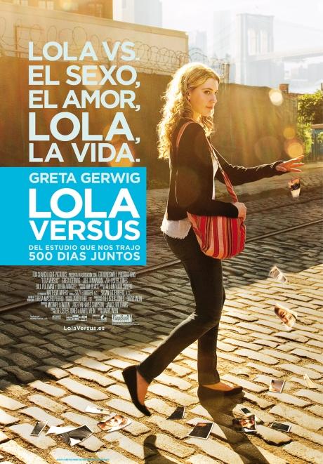 Lola Versus_Póster