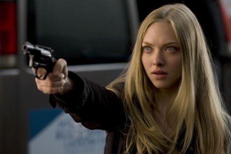 AMANDA SEYFRIED stars in GONE.