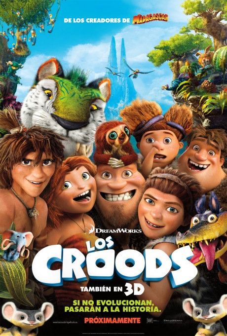 Los Croods_Póster Final