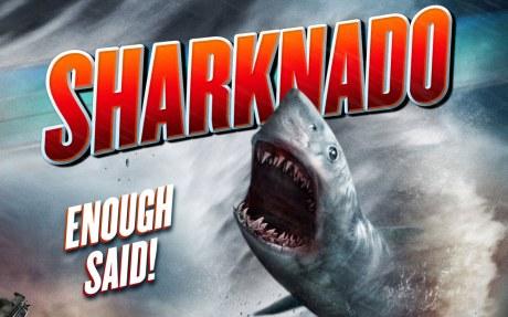 Sharknadoposter