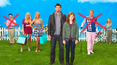 REX LEE, CHERYL HINES, CARLY CHAIKIN, JEREMY SISTO, JANE LEVY, ALAN TUDYK, ALLIE GRANT