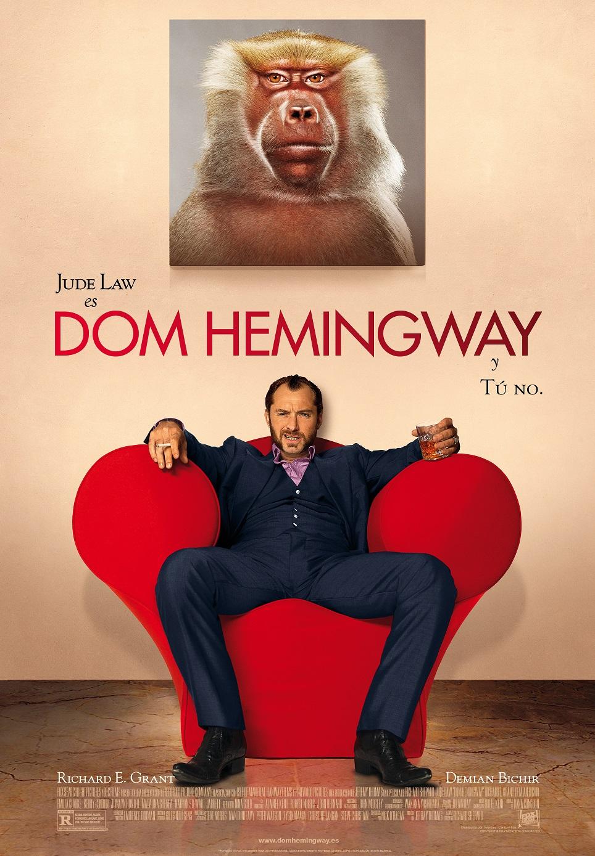 Dom Hemingway_Poster