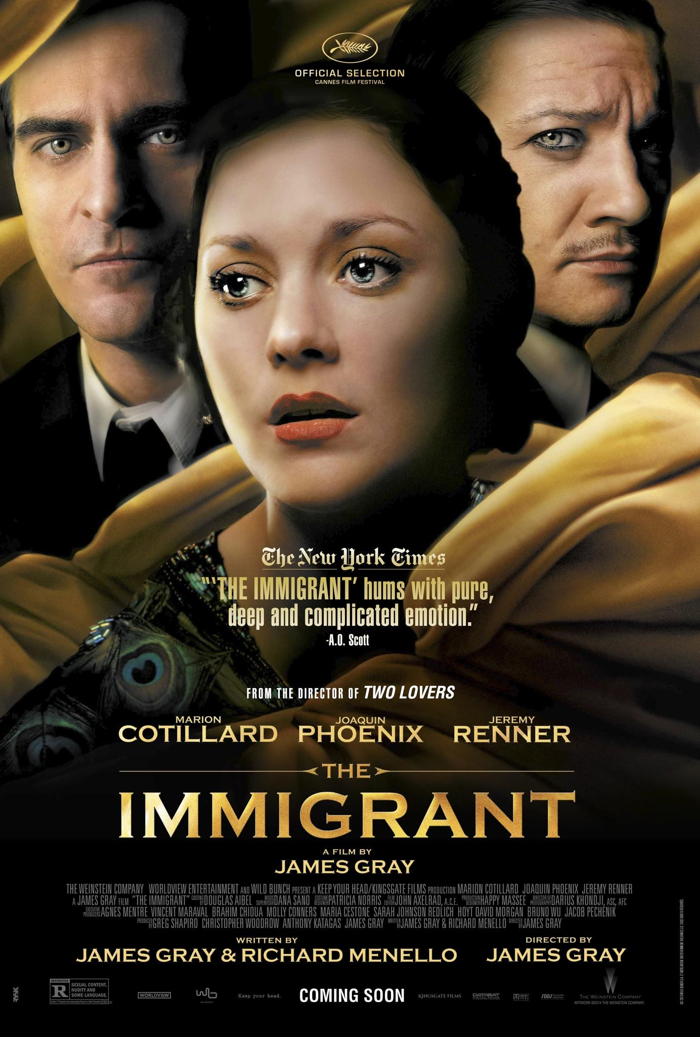 ImmigrantPóster