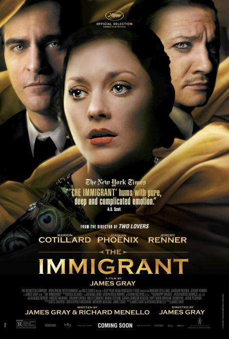 ImmigrantPóster
