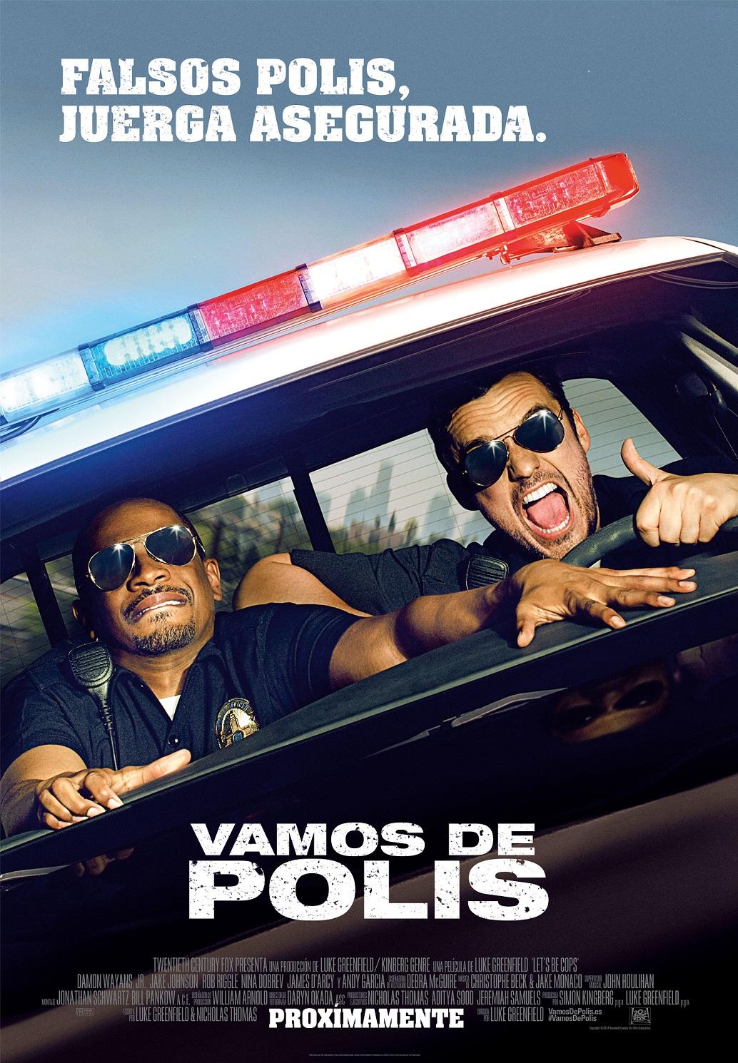 Vamos de Polis_Poster