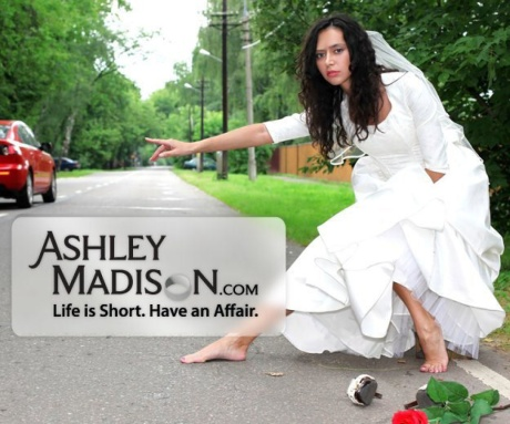 Ashley Madison ad
