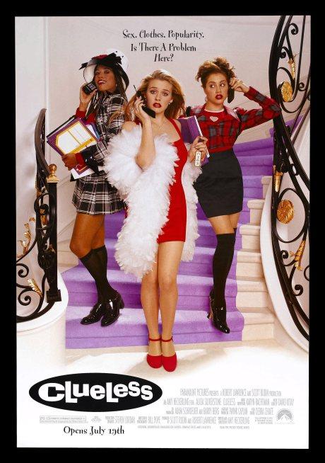 Clueless póster