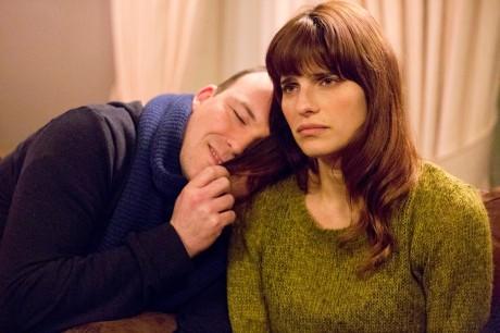 Rory Kinnear als Sean und Lake Bell als Nancy