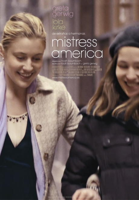 Mistress America_Poster